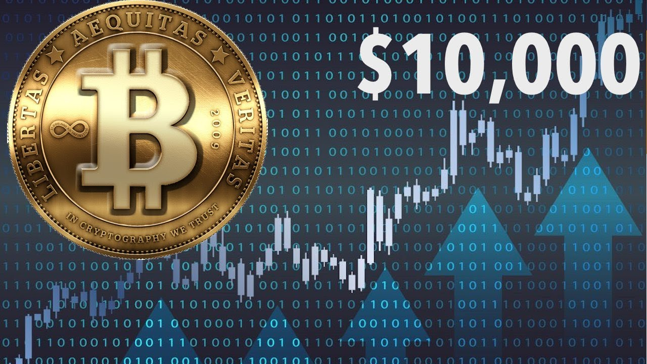 Image result for Bitcoin could hit $10,000 by end of this year