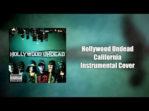 Hollywood Undead- California (Instrumental)