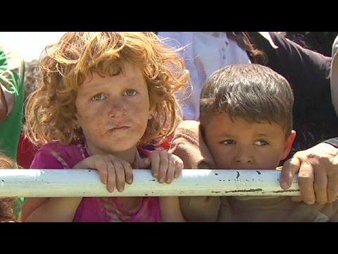Porque são perseguidos os yazidis?