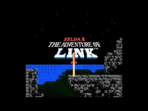 Zelda II The Adventures of Link Trailer