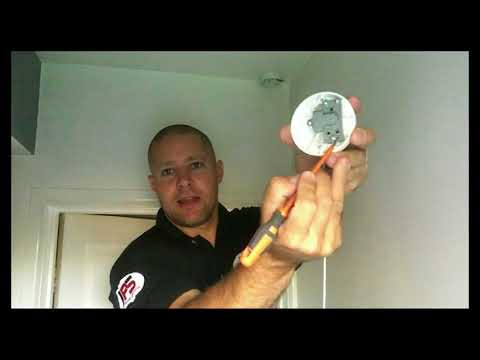 How To replace a pull cord light switch - Your local Electrician