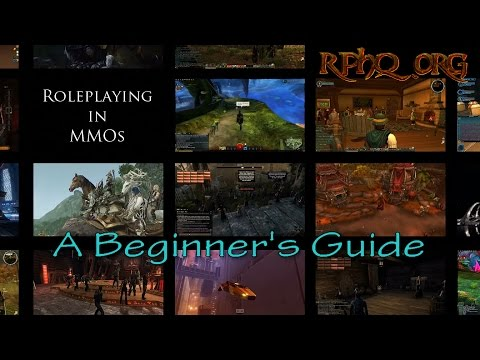 RPing In MMOs: A Beginner's Guide [Introduction To Roleplay]