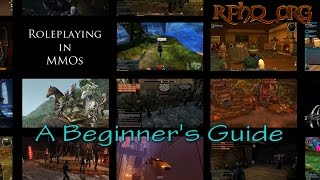 RPing in MMOs: A Beginner