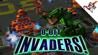 8 Bit Invaders - Trailer [Preview Gameplay]
