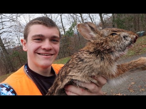 Rabbit Catch & Cook!