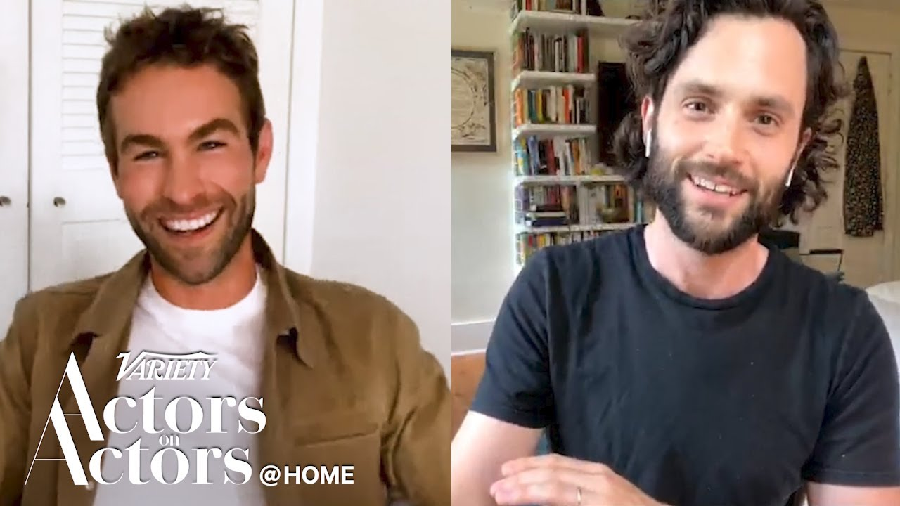Chace Crawford & Penn Badgely - Actors on Actors - Full Conversation