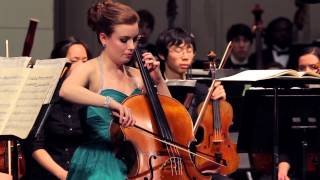 Dvorak Cello Concerto in B minor, Op. 104: II. Adagio, ma non troppo - UNCSO feat. Audrey Cook