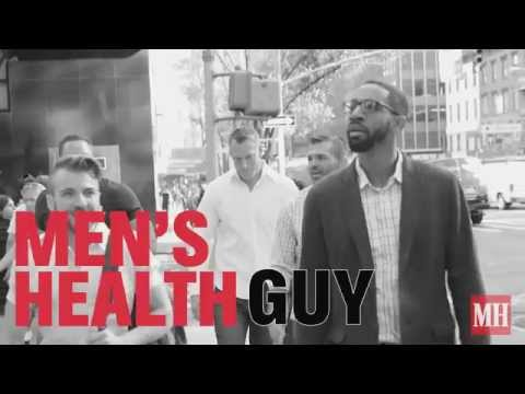 2015 Ultimate Men's Health Guy