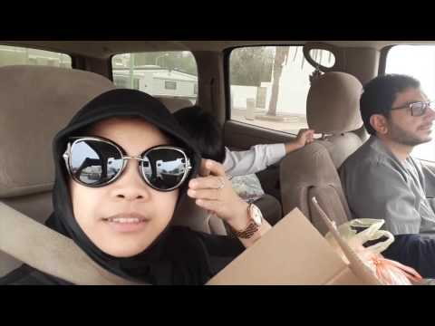 Unnecessary vlog 6: 5 riyal shop and souq.com shipment