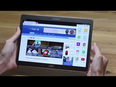 Tinhte.vn - Trên tay Galaxy Tab S 10.5
