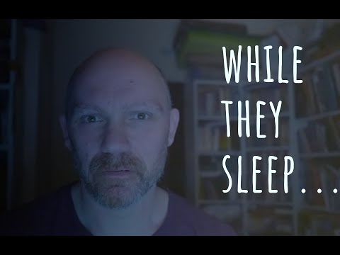 While They Sleep (1 Minute Short Film) Film Riot Stay At Home Challenge