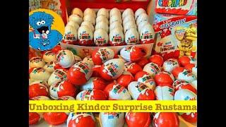 Киндер Сюрпризы Мега Упаковка Super Giant pack KInder Surprise Eggs