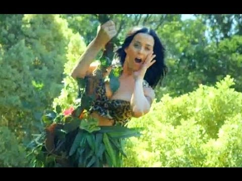 "KATY PERRY ""ROAR"" MUSIC VIDEO SNEAK PEEK & NEW SINGLE ""DARK HORSE""!"