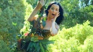 katy perry roar music video sneak peek new single dark horse