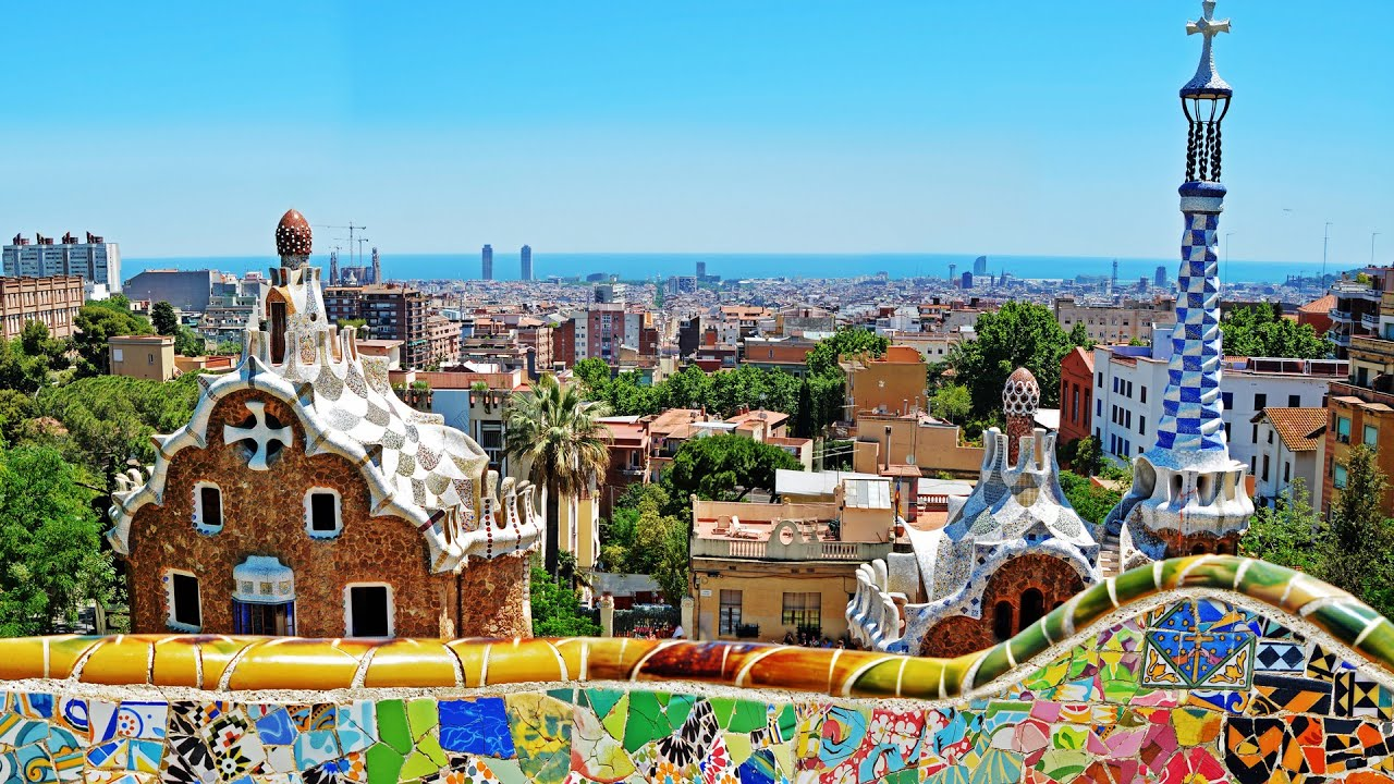 Image result for park guell