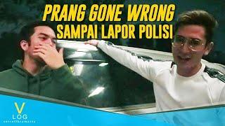 PRANK GONE WRONG!!! PRANK RIZKY NAZAR SAMPE LAPOR POLISI!!! Kehilangan mobil guys...