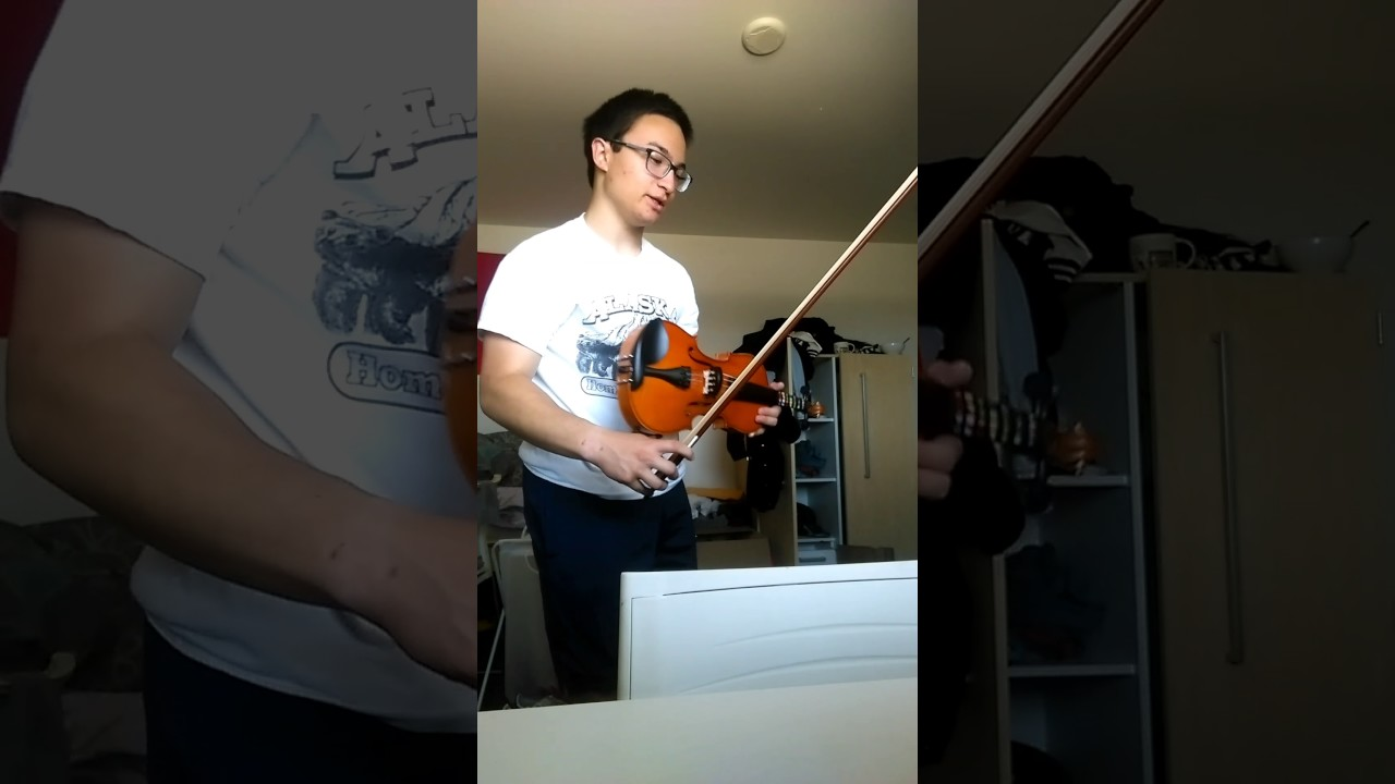 violin day 2