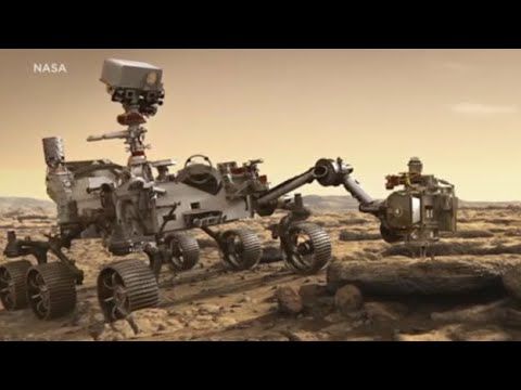 NASA Ready For New Mission To Mars