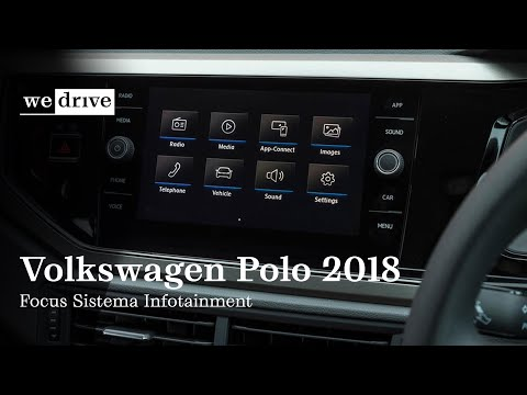 focus infotainment volkswagen polo 2018 eng subs youtube. Black Bedroom Furniture Sets. Home Design Ideas