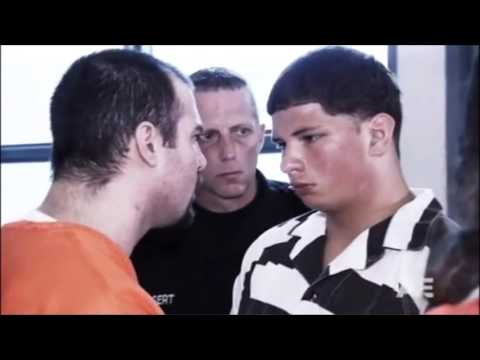 David Confronts Inmates - Beyond scared straight