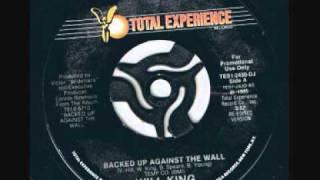 Boogie Down - Will King - Backed Up Against The Wall
