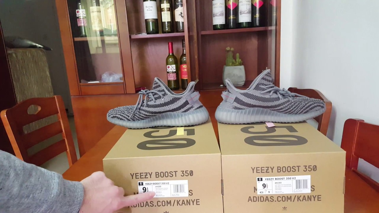 690992e036b8b ADIDAS YEEZY BOOST 350 V2 BELUGA 2.0 REVIEW FROM G5 Factory - YouTube