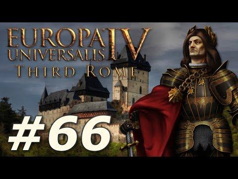 Europa Universalis IV: The Third Rome | Moravia - Part 66