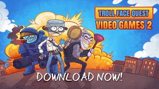 Troll Face Quest Video Games 2 Gameplay Trailer on Google Play Games