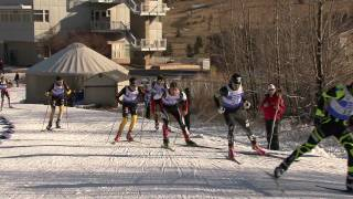2011 Nordic Combined at Utah Olympic Park & Soldier Hollow