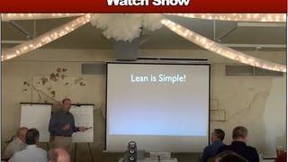 Lean Manufacturing - Lean is Simple - FastCap