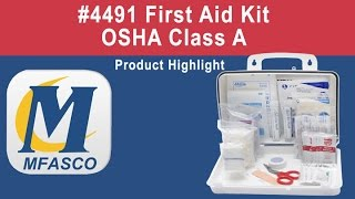 Ansi Cl First Aid Kit