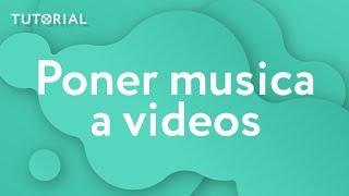 App para poner musica a un video