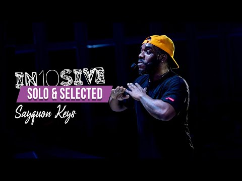Sayquon Keys | Solo & Selected Groups | In10sive Mastercamp Greece 2020