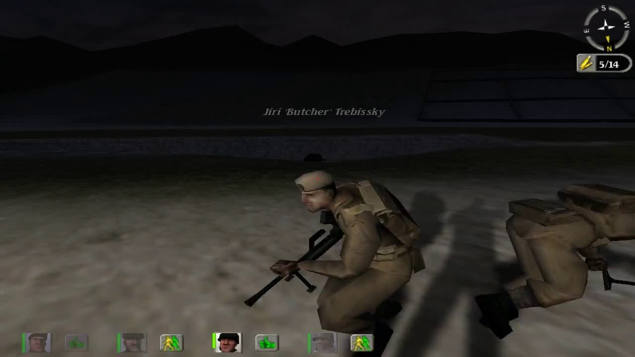 Play Hidden and Dangerous Deluxe Greece Mission 1 Smolikes