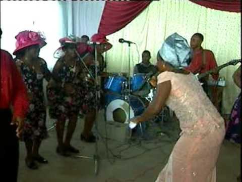 Akwa Ibom Gosple music ( Nanga Akpe ababa ye afo.)