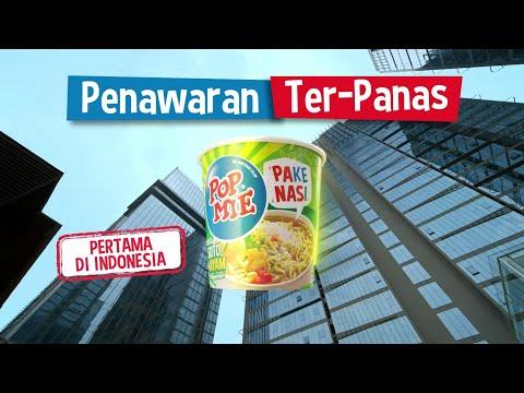 Pop Mie PaNas Pake Nasi! Penawaran TER-PANAS Yang BENERAN Tambah Seru!
