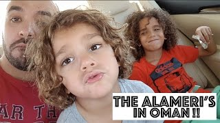 I Took The Family To Oman! سافرنا الى عُمان