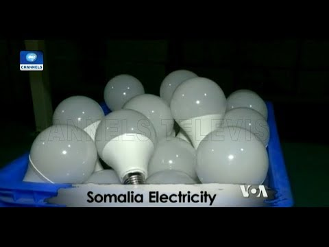 Young Entrepreneur Moves To Light Up Businesses, Homes In Somalian  Africa 54 