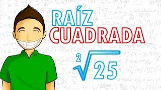 RAÍZ CUADRADA Super Facil