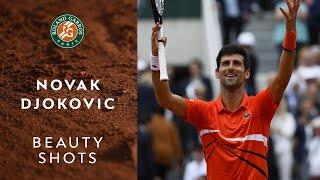 Beauty Shots #5 - Novak Djokovic | Roland-Garros 2019