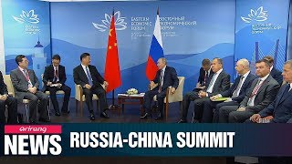 Putin to hold summit with Xi after North Korea summit
