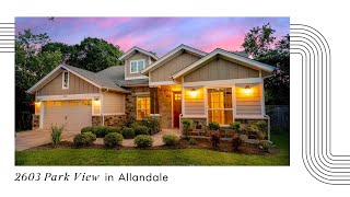 Take a tour of 2603 Park View Drive in Austin's Allandale neighborhood