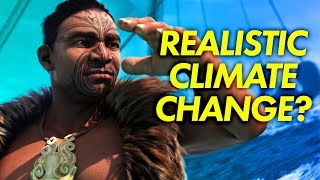 PhD reviews climate change in Civ VI: Gathering Storm