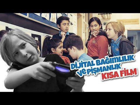 PİŞMANLIK (Dijital Bağımlılık) KISA FİLM