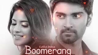 #boomerang#atharva#CutOut_Status Boomerang Ringtone   BGM   WhatsApp Status