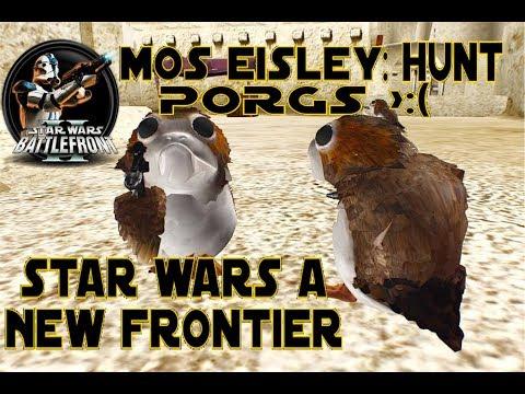 Star Wars Battlefront 2 Mods (HD): Star Wars: A New Frontier Era Mod (CLOSED ALPHA): Hunt