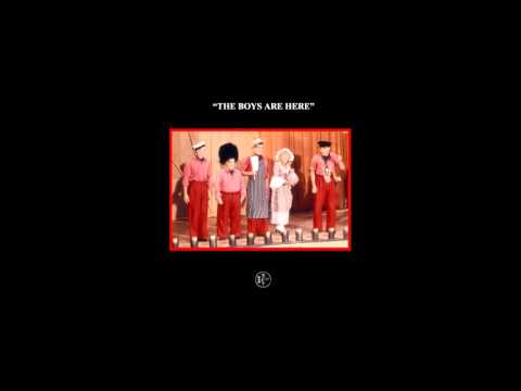Regis - The Boys Are Here (A side)