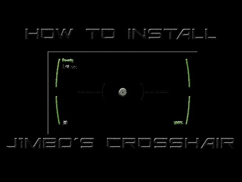 How to install J1mB0's Crosshair Mod | 0.9.6 | World Of Tanks