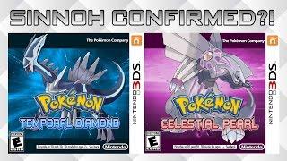 Pokemon 7th Generation: DIAMOND & PEARL REMAKES Speculation!