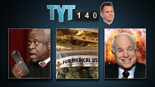 Cochran Wins, SCOTUS Privacy Ruling, FDA Reviews Pot & Babysitter Bandit | TYT140 (June 25, 2014)